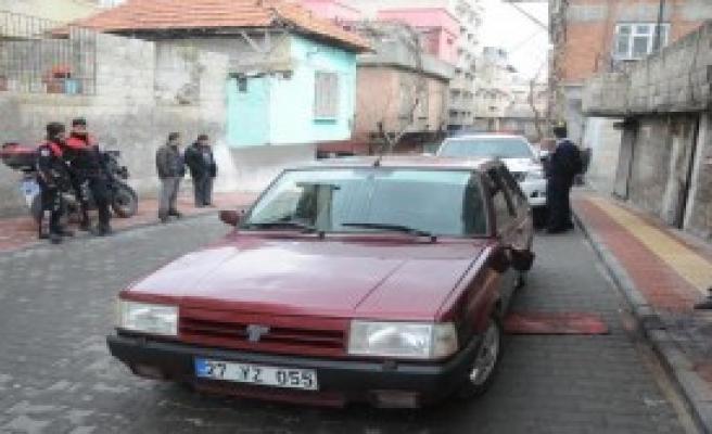 Gaziantep'te Bir Mahkum Hapishane'den Kaçtı