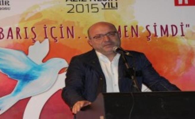 Gaziemir'de Barış Festivali