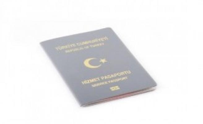 Hizmet Pasaportu Alarmı