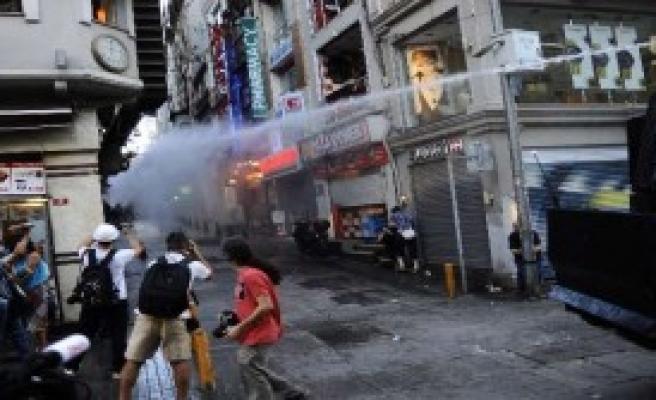 Gezi Eylemcilerine 174 Yıl Hapis