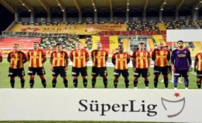 Göztepe Süper Lig'de Ezber Bozdu