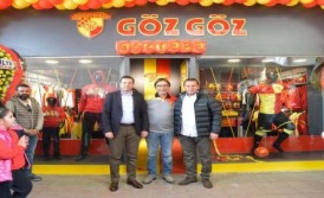 Göztepe'den Yeni Mağaza