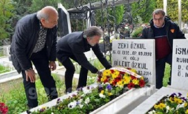 Göztepe'nin Eski Başkanı Özkul Anıldı