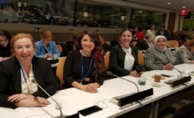 Gülçin Güloğlu BM'de
