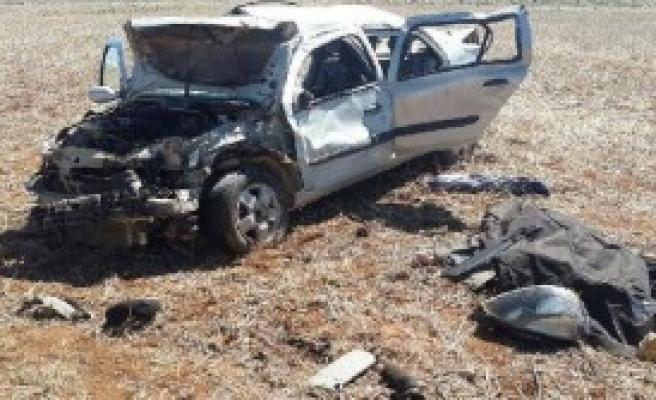 Gürün'de Trafik Kazası: 1 Ölü
