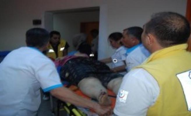 Gaziantep'te Kaza: 2 Ölü