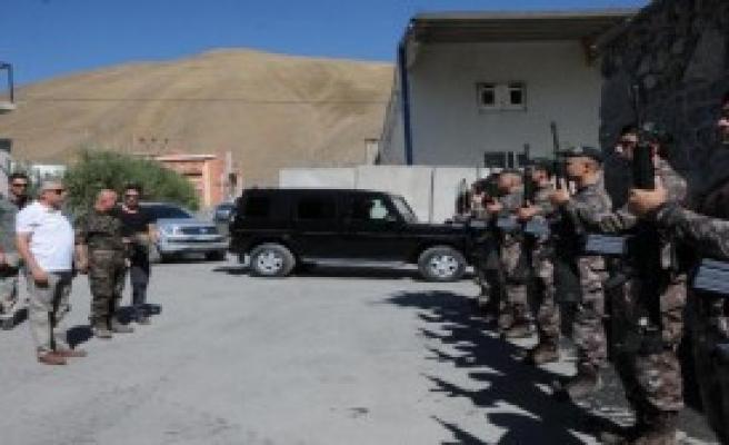 'Şehit Polisin Kanı Yerde Kalmadı'