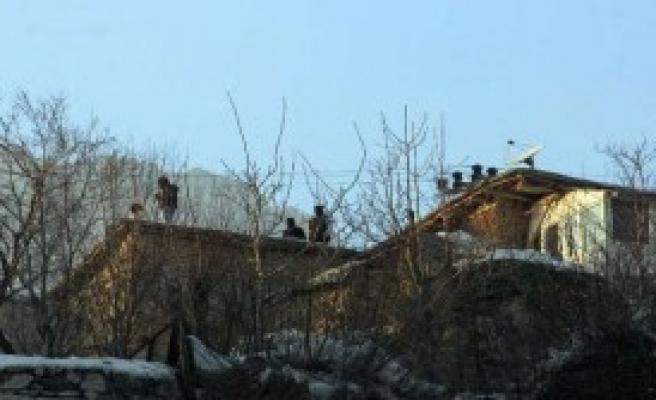 Hakkari'de 'Roboski' Gerginliği