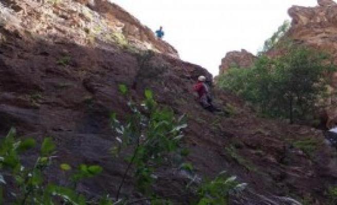 Nefes Kesen Kaya Tırmanışı