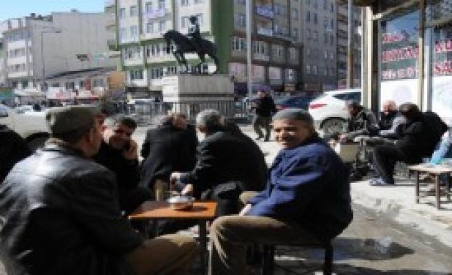 Hakkari'de Erken Bahar