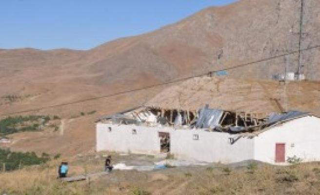 Bombayı Patlatan PKK'lı Parçalandı