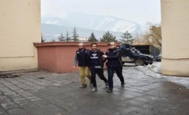 Sukast Hazırlığı Yapan PKK'lı Yakalandı