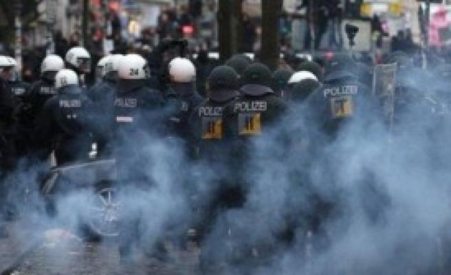 Hamburg'da Olağanüstü Hal