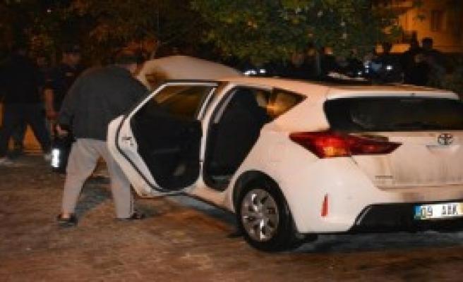 Polisin Otomobilini Kundakladı