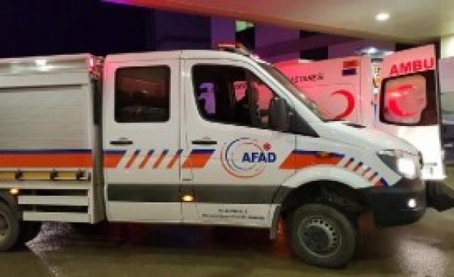 Hastane 1 Saat Elektriksiz Kaldı, Hastalar Sevk Edildi