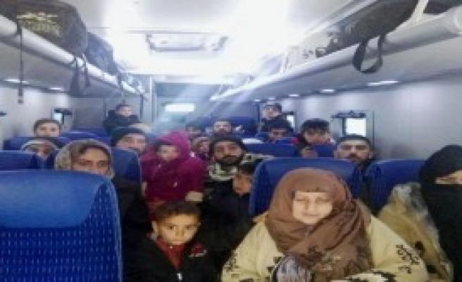 6 İnsan Kaçakçısı Yakalandı