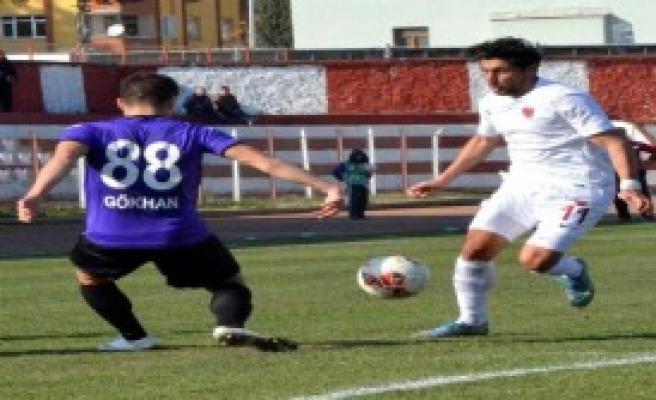 Hatayspor-Hacettepe: 1-2