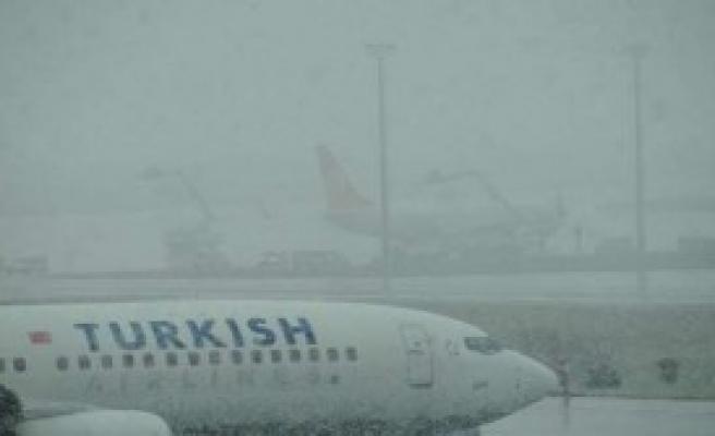 Havada Kar İptalleri Sürüyor