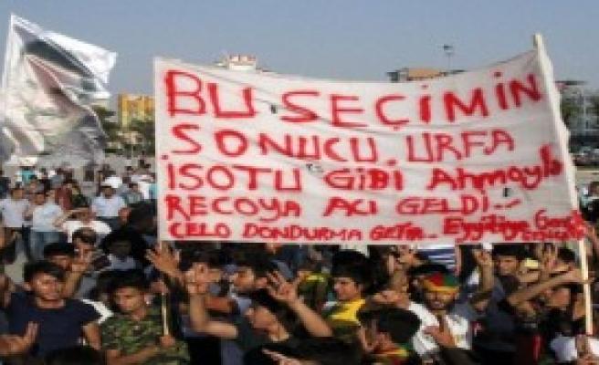 HDP Şanlıurfa'da Kutlama Yaptı