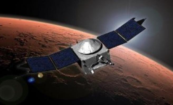 Mars'ta İlk Görevini Gerçekleştirecek