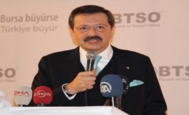 Hisarcıklıoğlu'ndan Vergi Yükü Eleştirisi