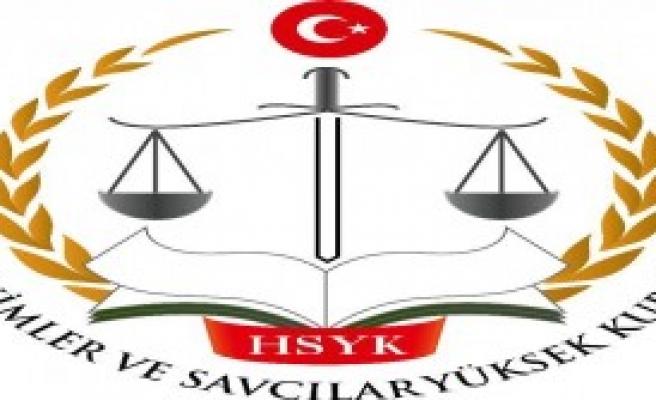 HSYK O Düzenlemeye Tepki Gösterdi