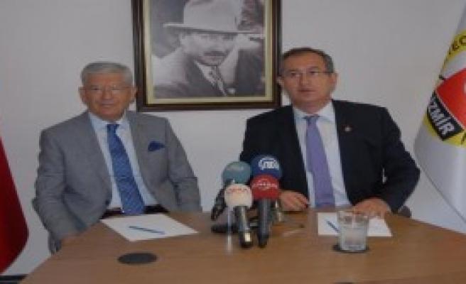 Tolon'dan İzmir'de Açıklama!