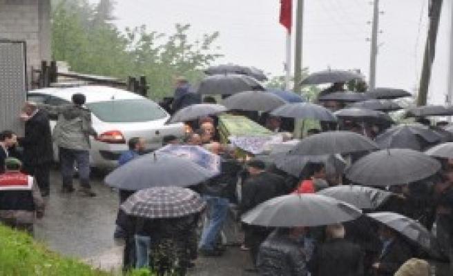 İçişleri Bakanı Öztürk'ün Hala Acısı