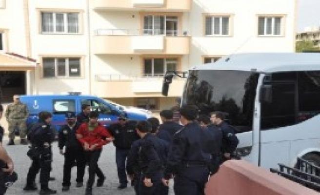 Kobani Olaylarında 6 Tutuklama