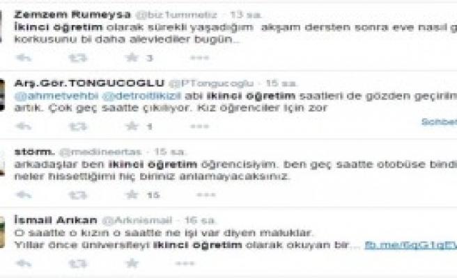 Mersin'de Öğrenciler Tedirgin!