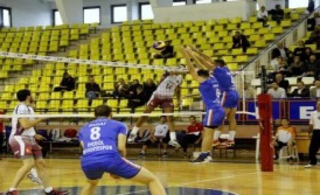İnegöl Belediyespor 1-3 Bornova Anadolu Lisesi