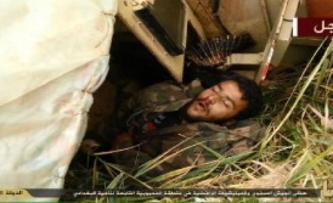 70 IŞİD Militanı Öldürüldü