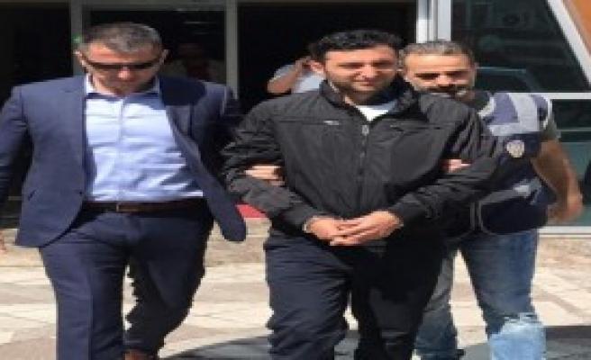 İş Arkadaşını Öldürdüren Fabrika İşçisi Yakalandı