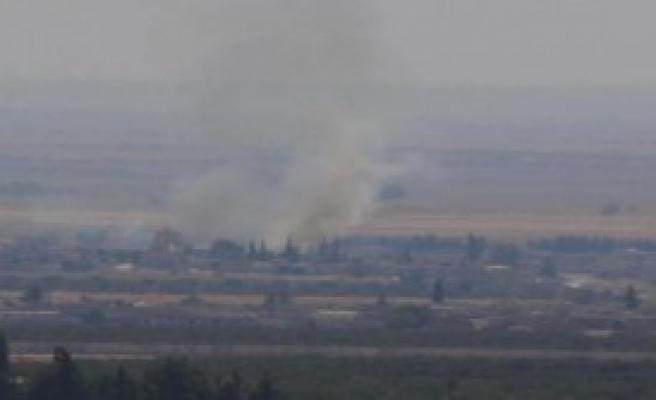 IŞİD Hedefleri Uçaklarla Vuruldu