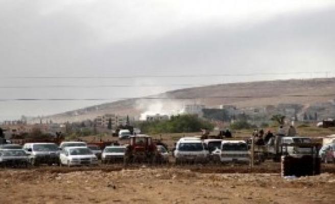IŞİD Kobani'ye Girdi, Ypg Sokak Savaşına Hazırlanıyor