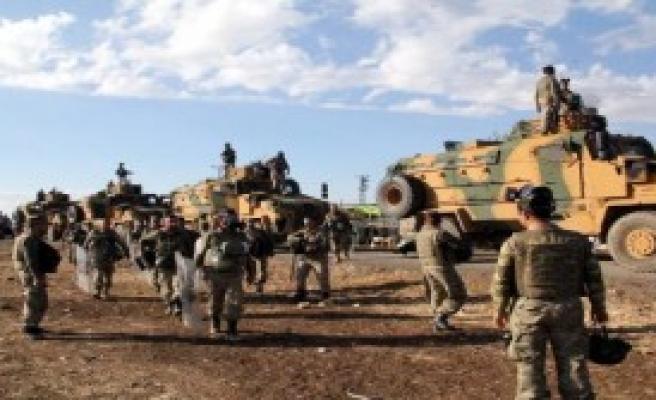 IŞİD Saldırı Başlattı