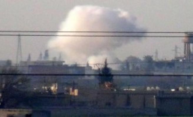 IŞİD Militanları Telabyad'a Saldırdı