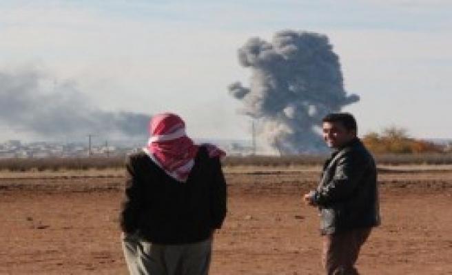 Sınır Hattına Bombalı Saldırdı