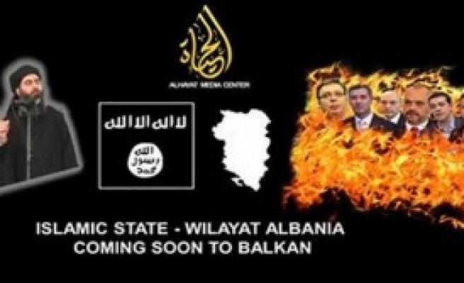 IŞİD'den Kosova'ya Tehdit Mesajı