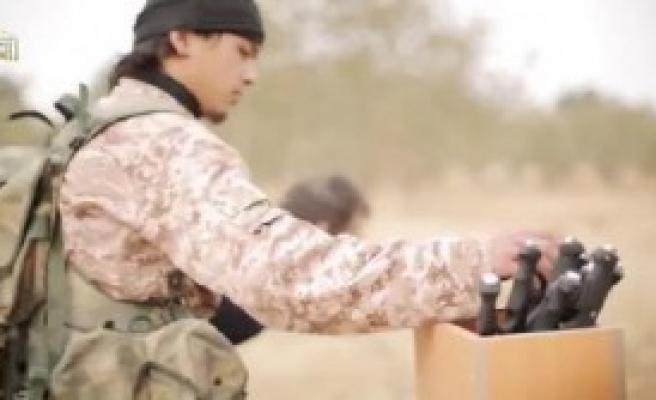 IŞİD'den Toplu Katliam