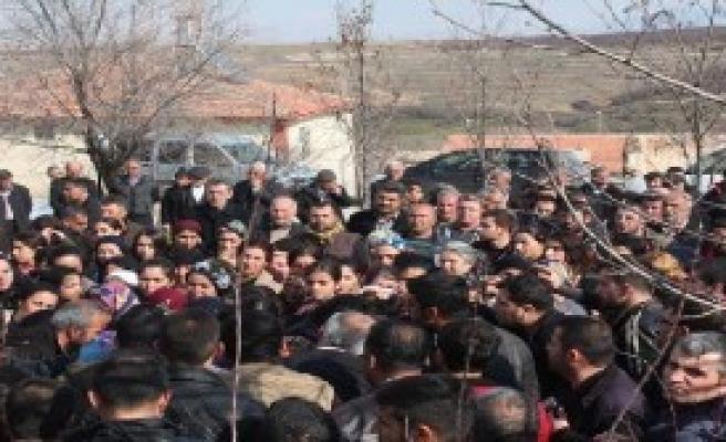 YJA'lı Kadın Malatya'da Toprağa Verildi