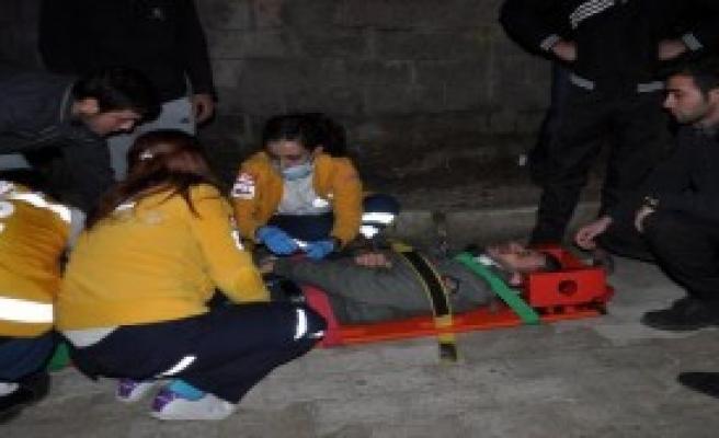 İslahiye'de Kaza: 2 Yaralı