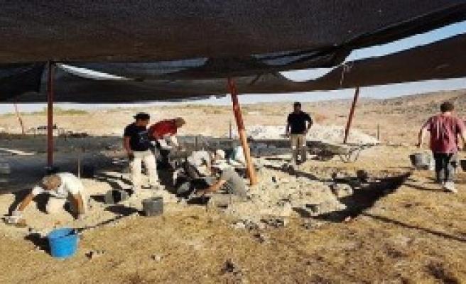 'Tapınak Kalıntıları Keşfedildi'