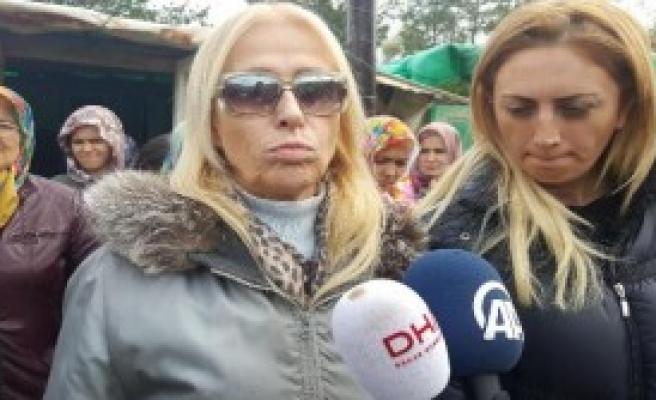İstanbul Barosu Avukatlarından Eylem Yapan Köylülere Destek