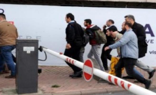 İstanbul'da G-20 Protestoları
