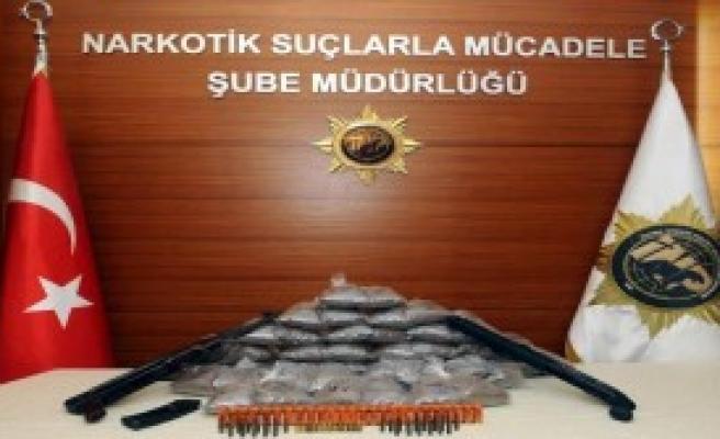 İstanbul'da Uyuşturucu Operasyonları