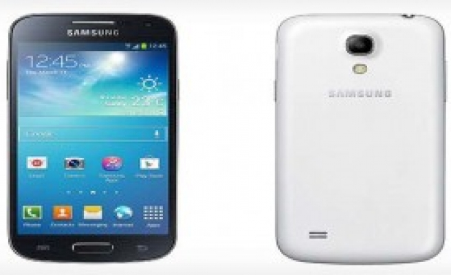 İşte 'Galaxy S4 Mini'