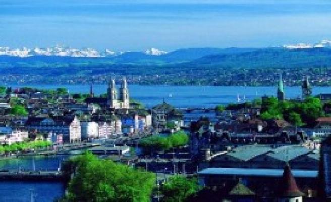 İsviçre, En Çok İş Aranan 5'inci Ülke