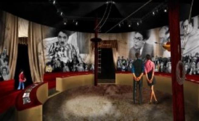 İsviçre'de Charlie Chaplin Müzesi Açıldı