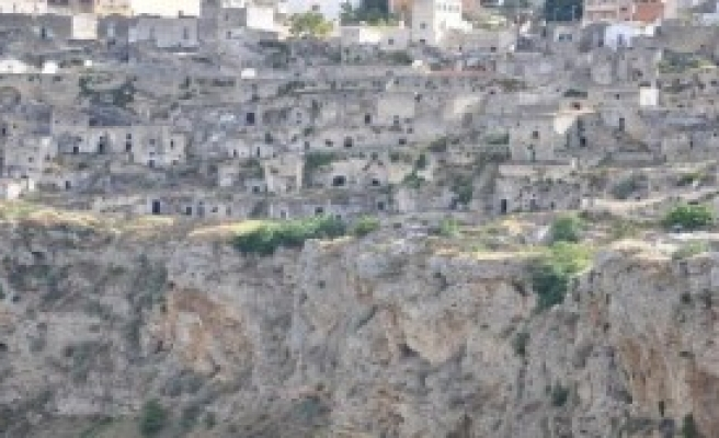 İtalya'nın Mardin'i Matera